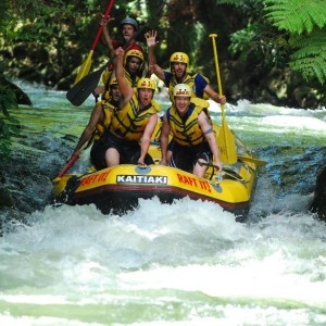 Cairns white water rafting