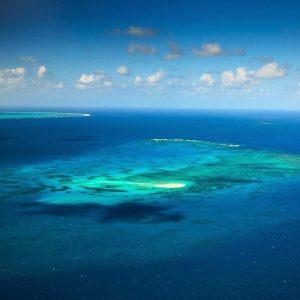 Scenic reef flights