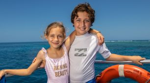 Great Barrier Reef Family Tour
