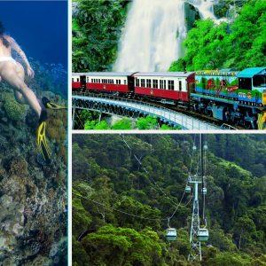 Kuranda Scenic Railway and GBR