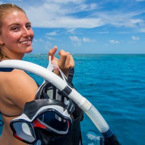 Great Barrier Reef, White Water Rafting and Skydiving