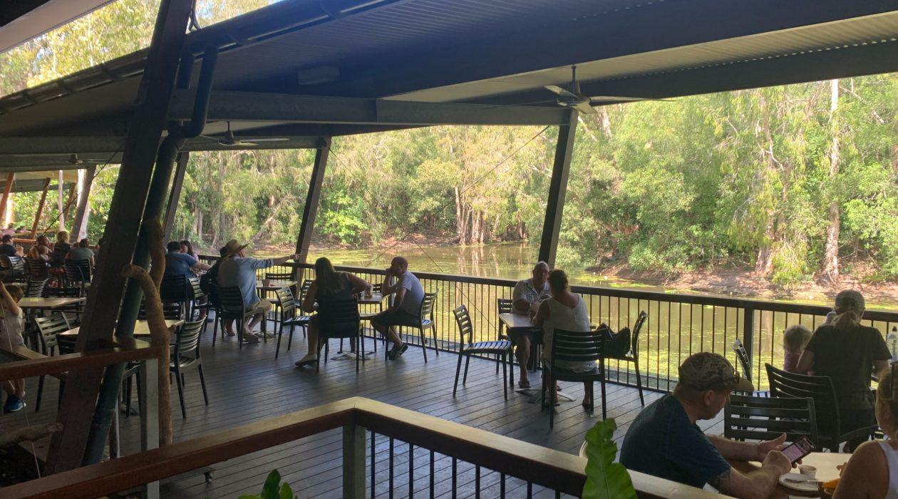 Hartleys Crocodile farm restaurant