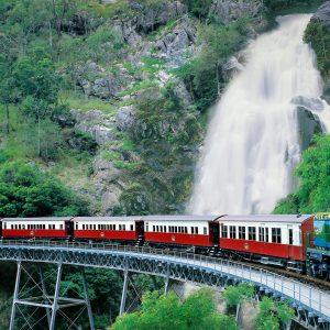 Kuranda Scenic Railway and Skyrail Self Drive