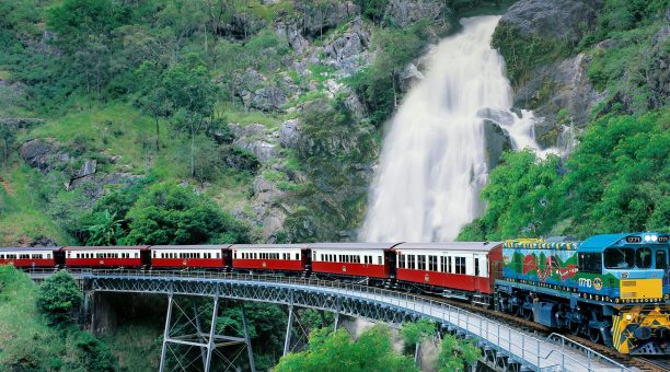 Kuranda Scenic Railway and Skyrail Self Drive