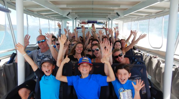 Great Barrier Reef half day tours from Cairns