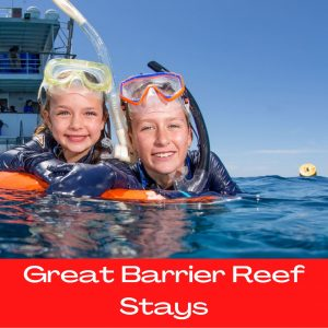 Great Barrier Reef Stays