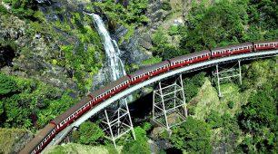 Kuranda Train and Skyrail