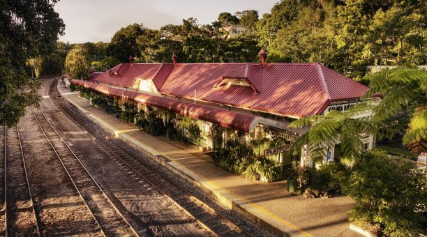 Kuranda Scenic Train and Skyrail