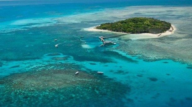Green Island Great Barrier Reef