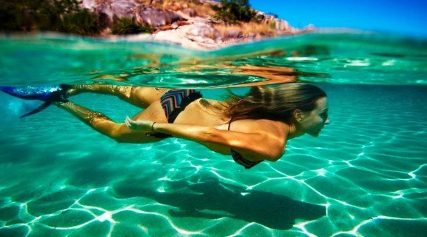 Lizard Island snorkeling