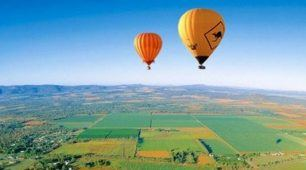 Extended Flight Hot Air Balloon Cairns