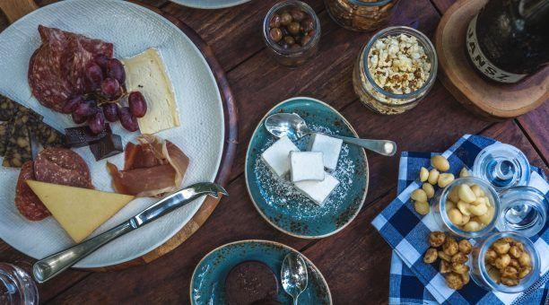Gourmet Picnic Hamper