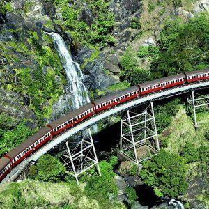 Kuranda Skyrail and Train